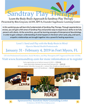 Sandtray Flyer